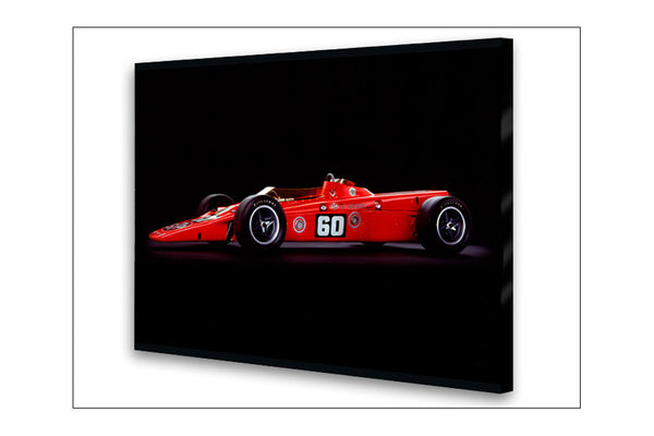 Lotus 56 Turbine Side Archival Canvas and Photograph Limited Edition Print