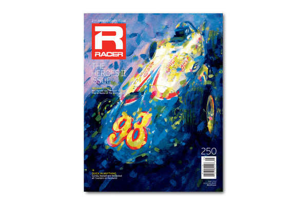 RACER Number 250: The Heroes II Issue