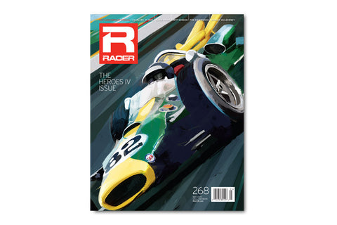 RACER Number 268: The Heroes IV Issue