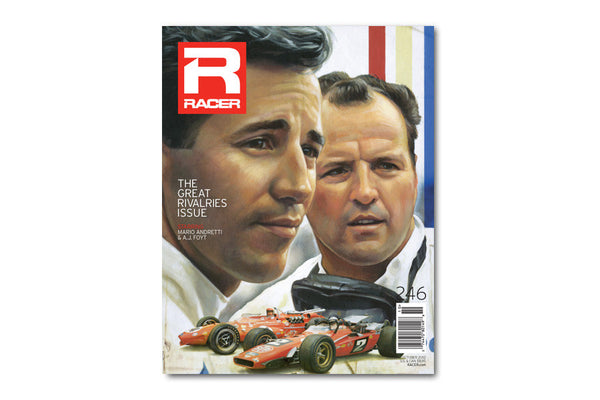 RACER Number 246: Great Rivalries Issue