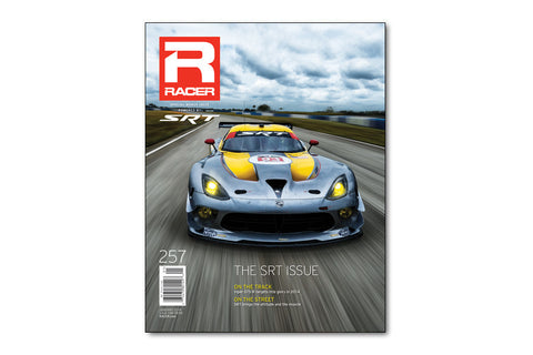 RACER Number 257: The SRT Issue