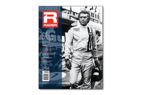 RACER Number 254: The Racing Movies Issue