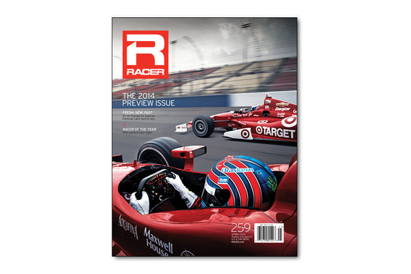 RACER Number 259: The 2014 Preview Issue