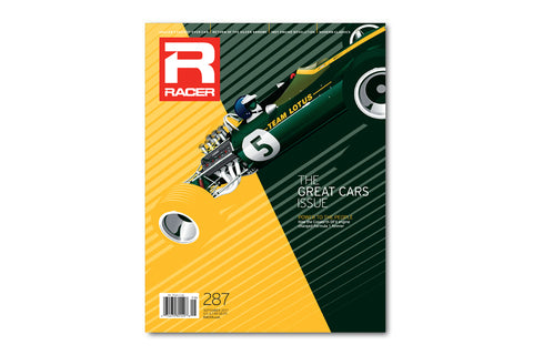 Number 287: The 2017 Great Cars Issue