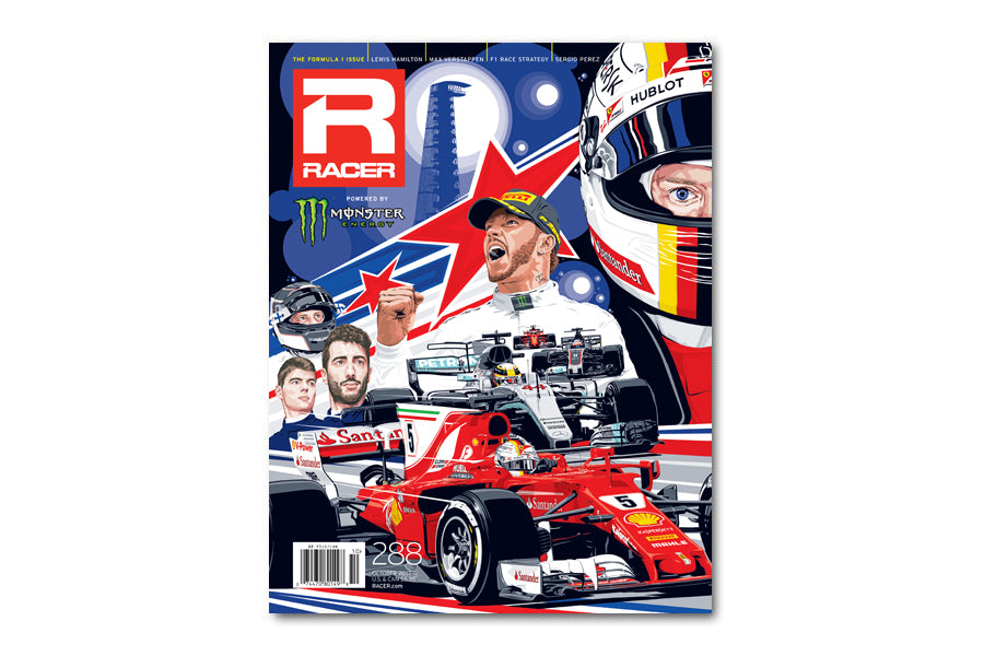 Number 288: The 2017 Formula 1 Issue