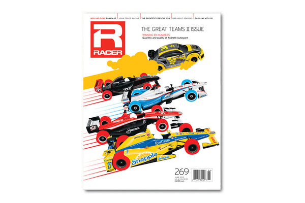 RACER Number 269: The Great Teams II Issue