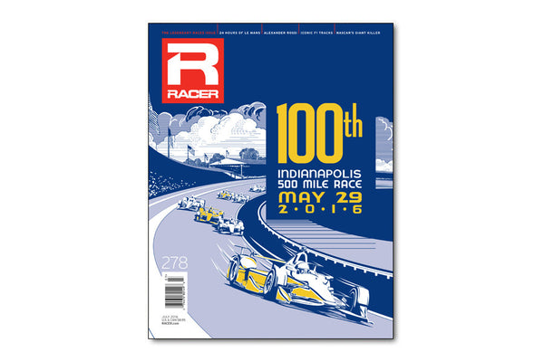 Number 278: The Legendary Races Issue