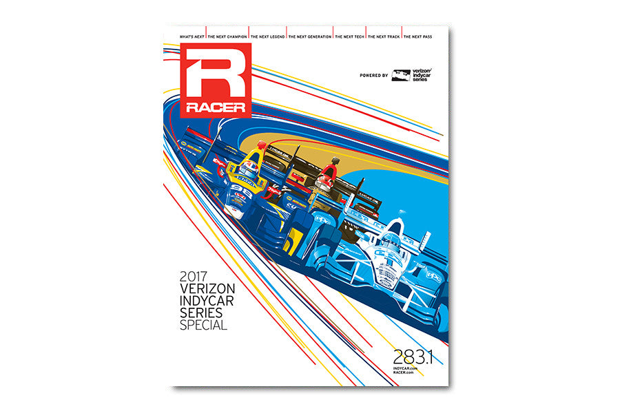 Number 283 1: The 2017 IndyCar Special Issue