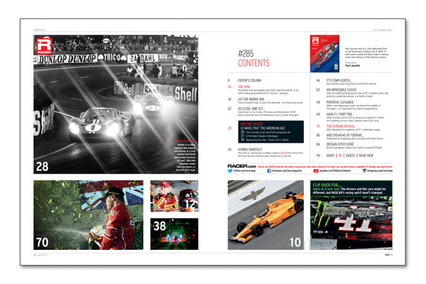 Number 285: The Le Mans Issue