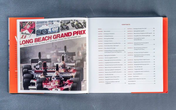 Chris Pook & The History of the Long Beach GP