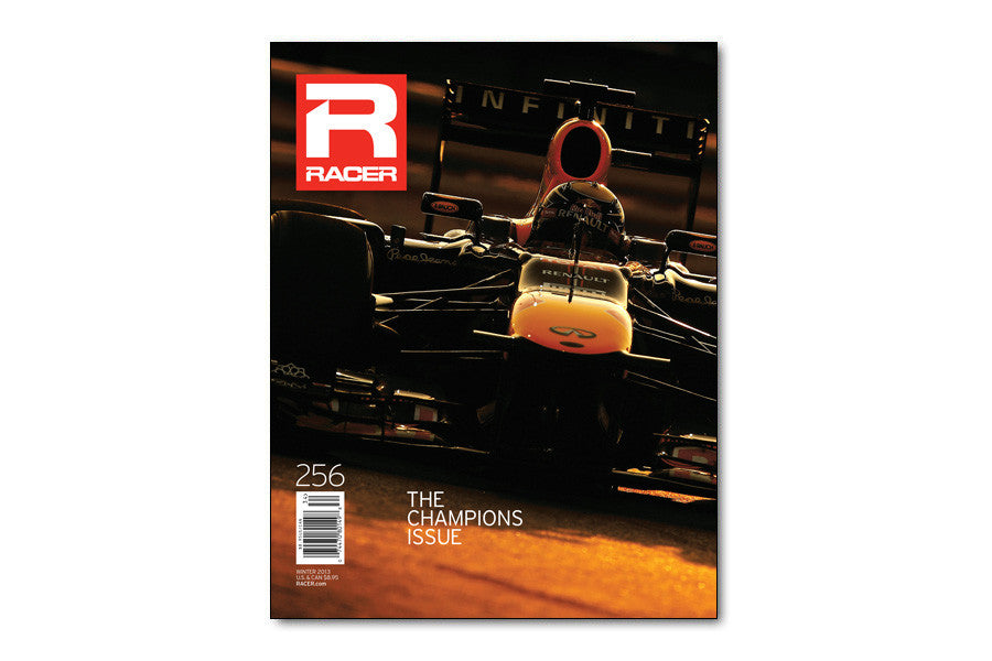 RACER Number 256: The Champions Issue