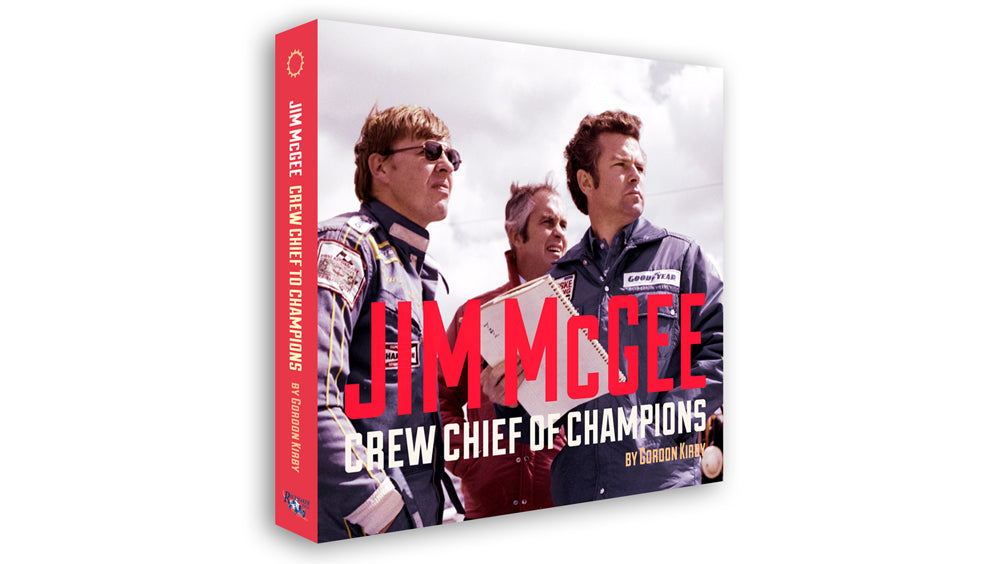 Jim McGee: Crew Chief of Champions