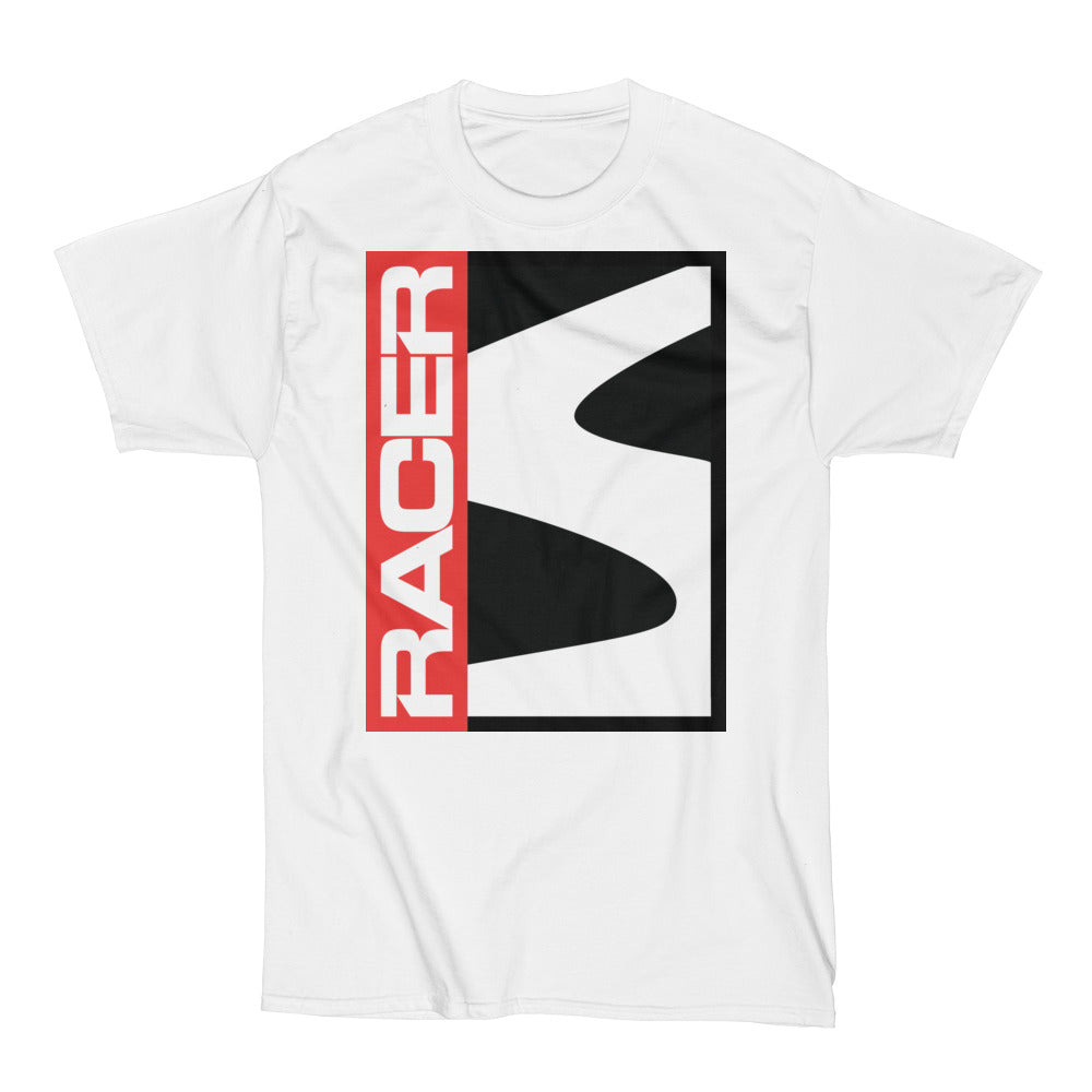 RACER Eau Rouge Icon - Short Sleeve Hanes Beefy T