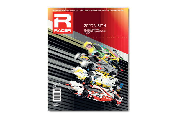 Number 302: The 2020 IMSA WeatherTech Sportscar Championship Preview Issue