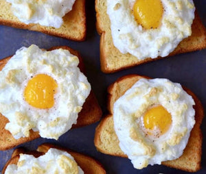 Cloud Eggs!