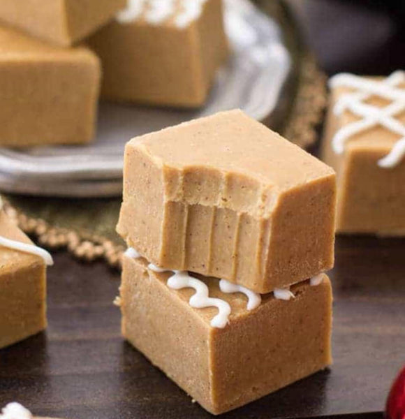 Gingerbread Fudge!
