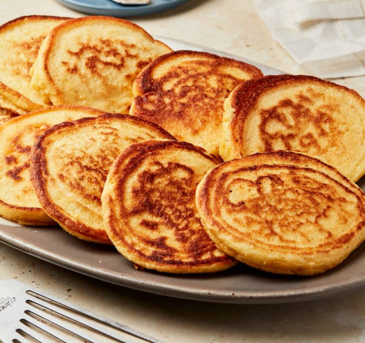 Johnny Cakes - Cornmeal Cakes Brought Back!