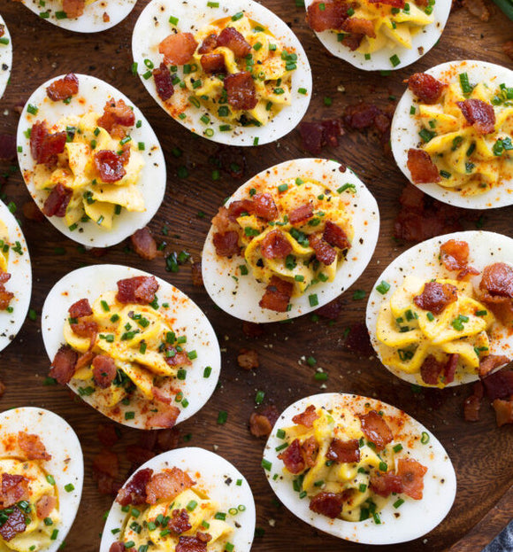 Deviled Egg Delicious... You Need These in Your Life