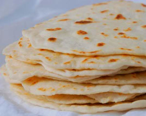 Jill's Homemade Flour Tortillas (make these!)