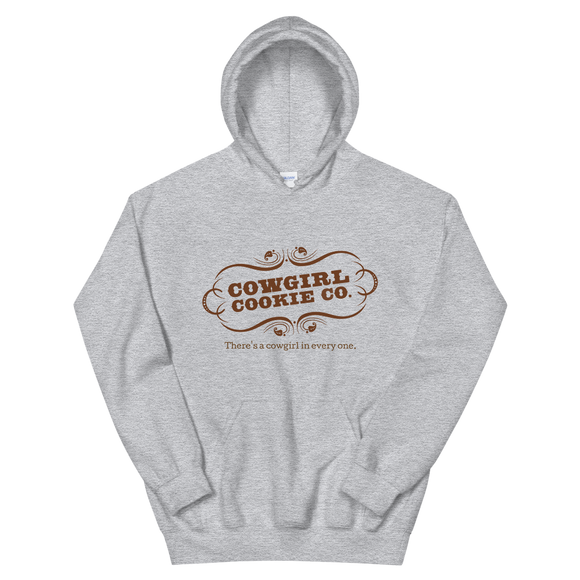 Cowgirl Cookie Co. Signature Hoodie