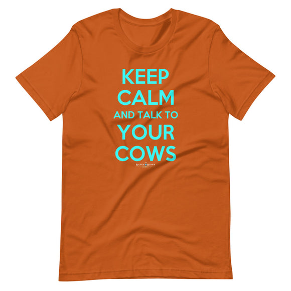Keep Calm! {Bovine Edition}