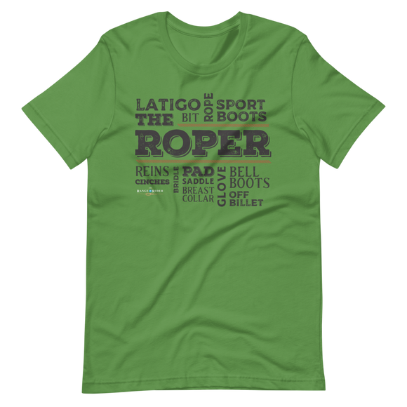 Let's Rodeo {Roper} Tee