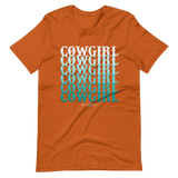 The Turquoise Cowgirl {Tee}