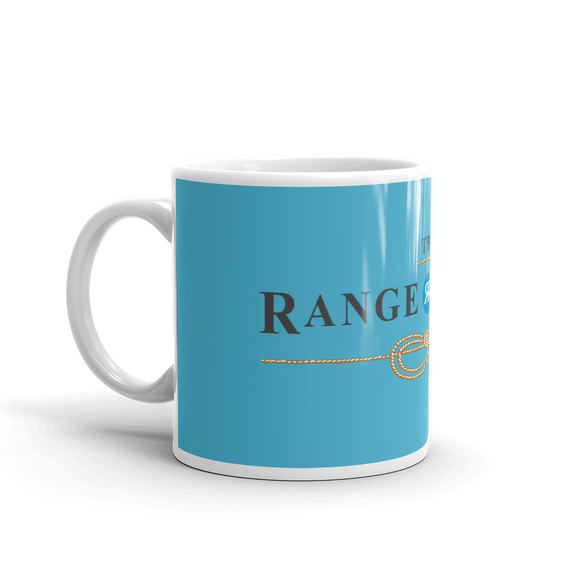 The RR Coffee Mug (turquoise)