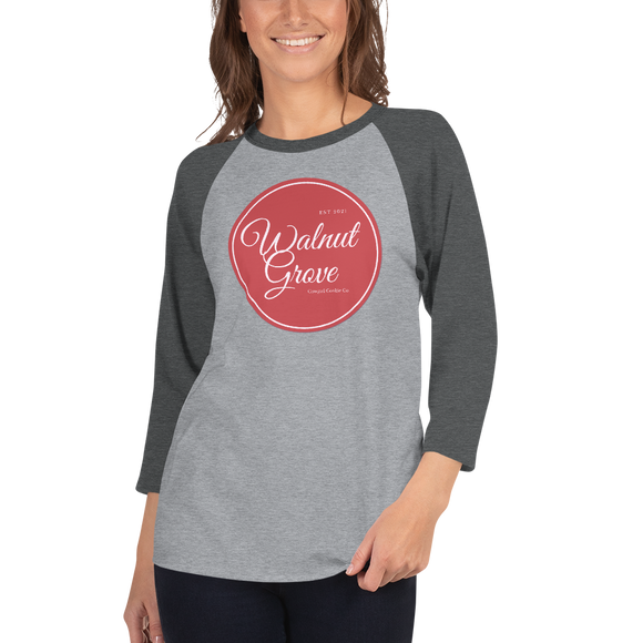 Walnut Grove Baseball Tee