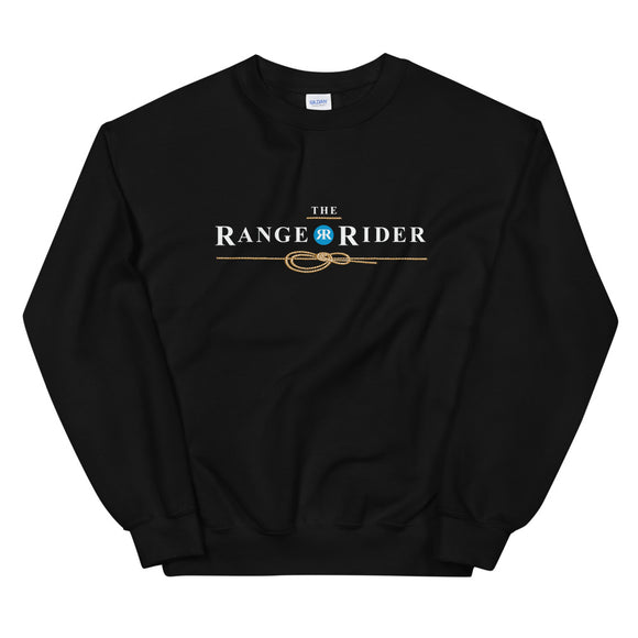 The RR Logo {Pullover - Light Logo}