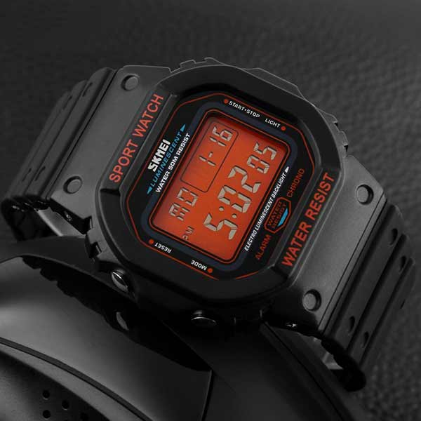 SKMEI 1134 Unisex Digital Sports Watch