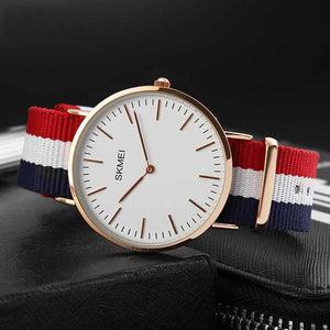 SKMEI 1181 Unisex Nylon Watch