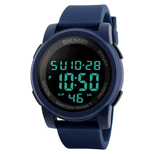SKMEI 1348 Unisex Digital Sports Watch