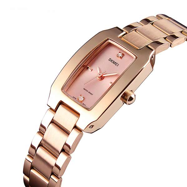 SKMEI 1400 Womens Stainless Steel Watch