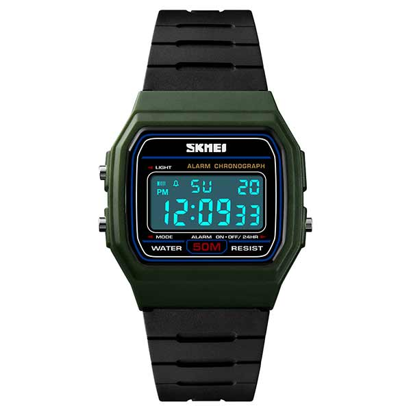 SKMEI 1412 Unisex Digital Sports Watch