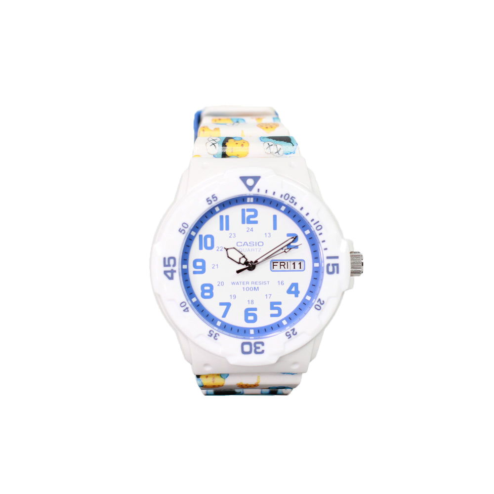 Casio MRW-200HC-7B2VDF Kids Customized Design CookieMonster