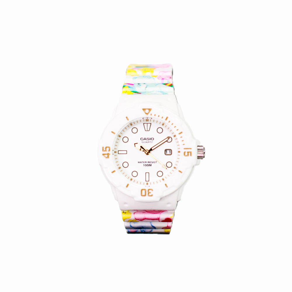 Casio LRW-200H-7E2VDF Kids Customized Design CareBear