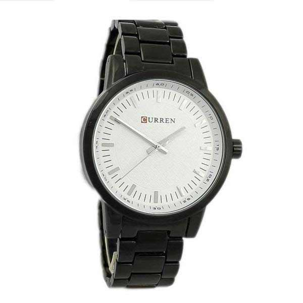 Curren 8131 Mens Stainless Steel Watch