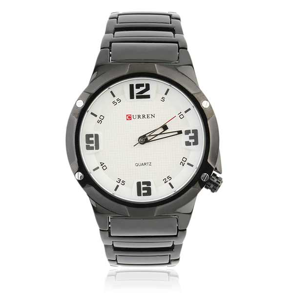 Curren 8111 Mens Stainless Steel Watch