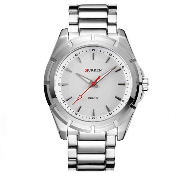 Curren 8112 Mens Stainless Steel Watch
