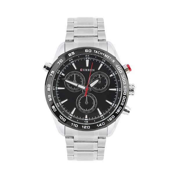 Curren 8189 Mens Stainless Steel Watch