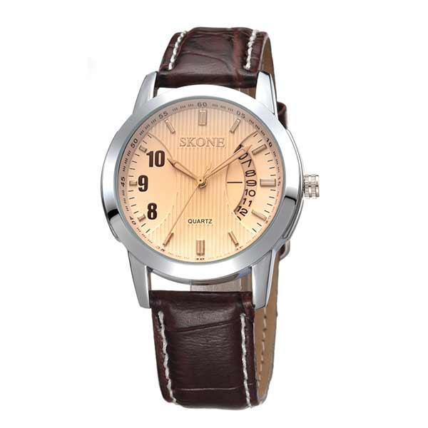 Skone 9108 Mens Leather Watch