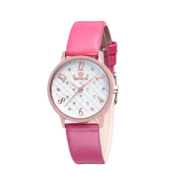 Skone 9239 Womens Leather Watch