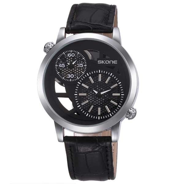 Skone 9248 Mens Leather Watch