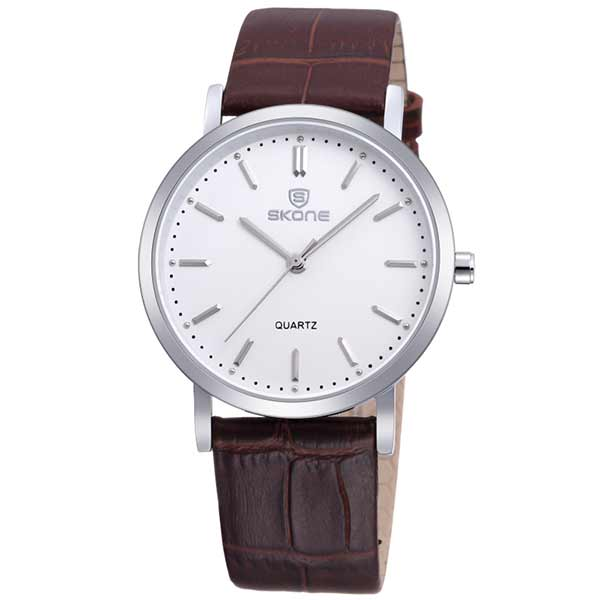 Skone 9310 Mens Leather Watch