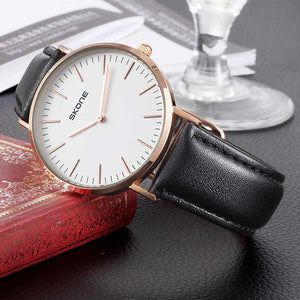 Skone 9451 Mens Leather Watch