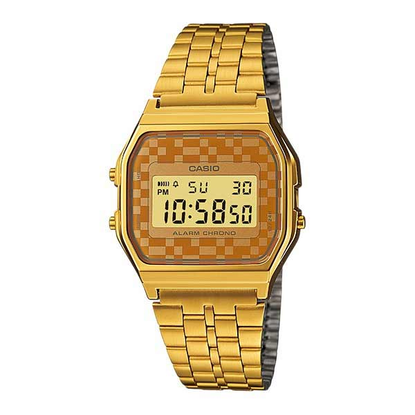 Casio A159WGEA-9ADF Digital Unisex Gold
