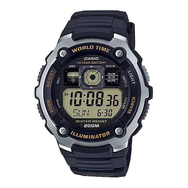 Casio AE-2000W-9AVDF Digital Mens Resin