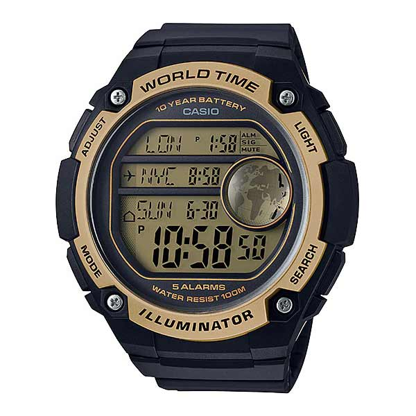 Casio AE-3000W-9AVDF Digital Mens Resin