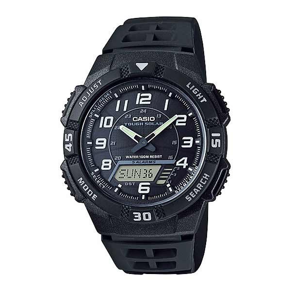 Casio AQ-S800W-1BVDF Solar Mens Resin